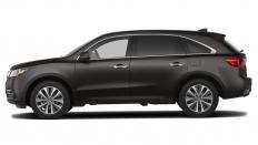 Фото экстерьера Acura MDX (Акура МДХ) / ADVANCE<br><span> 3.5 / 290&nbsp;л.с. / Автомат&nbsp;(6&nbsp;ст.) / Полный привод</span>