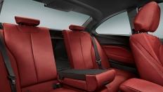 Фото салона BMW 2-Series (БМВ 2 серии Купе) / 220i<br><span> 2.0 / 184&nbsp;л.с. / Механика&nbsp;(6&nbsp;ст.) / Задний привод</span>