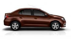 Фото экстерьера Renault Logan