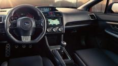 Фото салона Subaru WRX (2014)