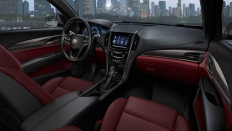 Фото салона Cadillac ATS Coupe (2014)