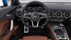 Фото салона Audi TT (2014)