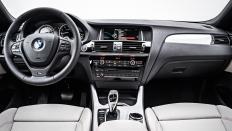 Фото салона BMW X4 / бензиновый / 2.0л. / 184л.с.