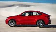 Фото экстерьера BMW X4 / бензиновый / 2.0л. / 184л.с.