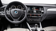 Фото салона BMW X4 / дизельный / 3.0л. / 313л.с.