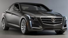 Фото экстерьера Cadillac CTS (2014)