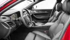 Фото салона Cadillac CTS (2014)