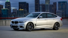 Фото экстерьера BMW 3-series 320d xDrive