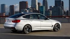 Фото экстерьера BMW 3-series хэтчбек