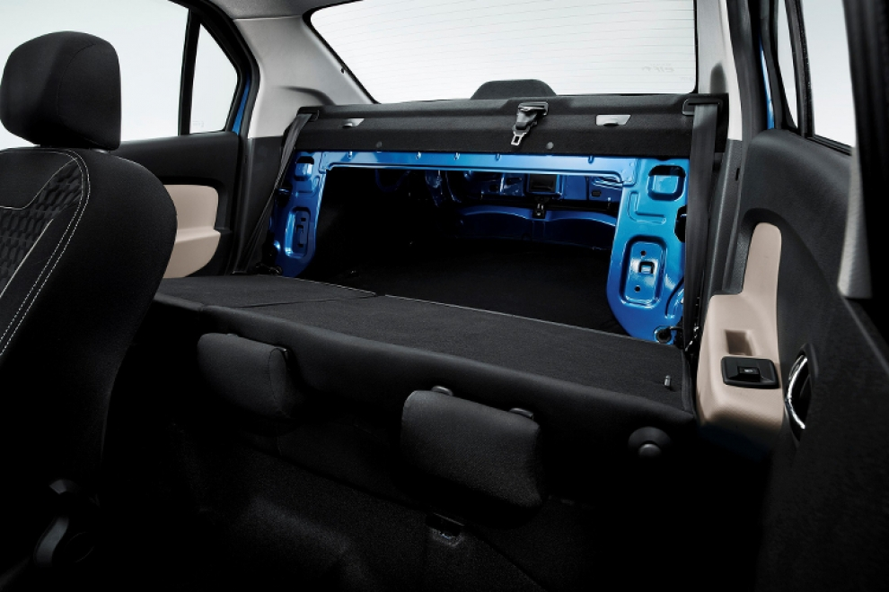 Багажник Renault Logan 2014 (Рено Логан 2014) седан
