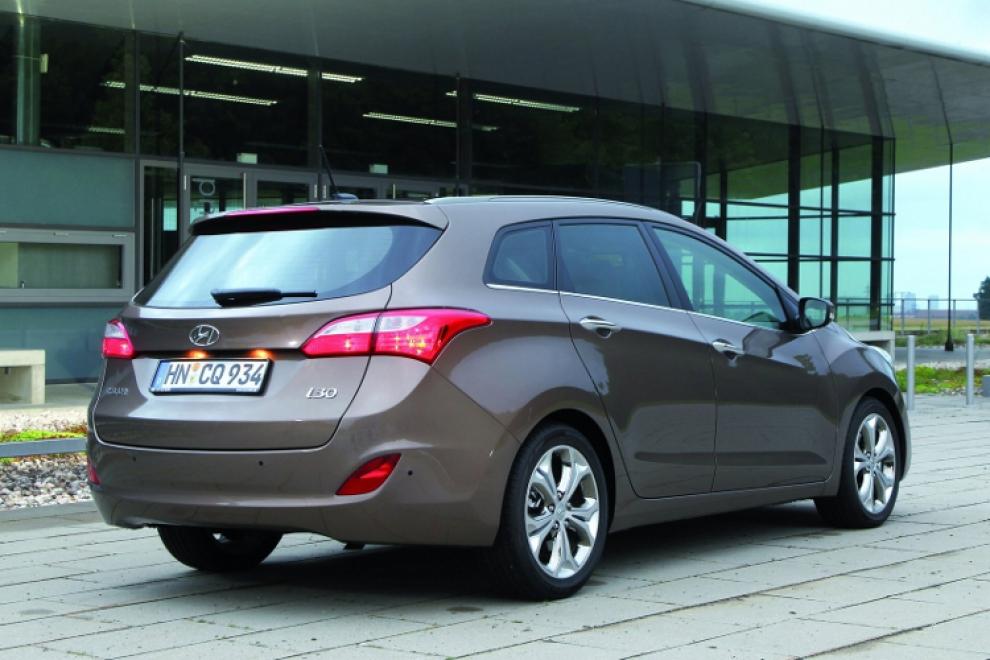 Универсал Hyundai i30