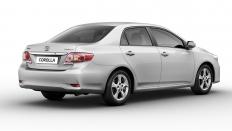 Фото экстерьера Toyota Corolla