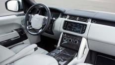 Фото салона Land Rover Range Rover