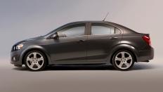 Фото экстерьера Chevrolet Aveo (Шевроле Авео) Седан / LTZ<br><span> 1.6 / 115л.с. / Механика(5ст.) / Передний привод</span>