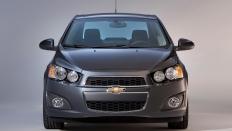 Фото экстерьера Chevrolet Aveo седан LT