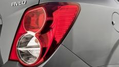 Фото Chevrolet Aveo седан