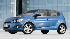 Фото экстерьера Chevrolet Aveo LT