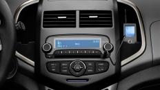 Фото салона Chevrolet Aveo (Шевроле Авео) Хэтчбек / LTZ<br><span> 1.6 / 115л.с. / Автомат(6ст.) / Передний привод</span>