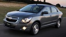 Фото экстерьера Chevrolet Cobalt / механика
