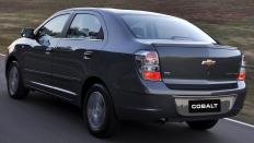 Фото экстерьера Chevrolet Cobalt LT