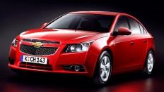 Фото Chevrolet Cruze седан