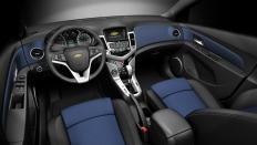 Фото салона Chevrolet Cruze (Шевроле Круз) Седан / LS<br><span> 1.6 / 109л.с. / Механика(5ст.) / Передний привод</span>