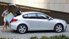 Фото экстерьера Chevrolet Cruze (Шевроле Круз) Хэтчбек / LTZ<br><span> 1.8 / 141л.с. / Автомат(6ст.) / Передний привод</span>