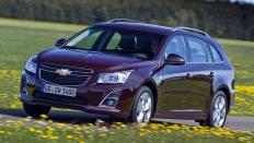 Фото экстерьера Chevrolet Cruze универсал / бензиновый / 1.6л. / 124л.с.