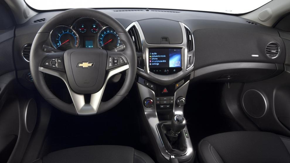 Фото Chevrolet Cruze универсал