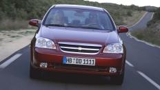 Фото экстерьера Chevrolet Lacetti седан / механика