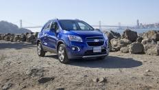 Фото Chevrolet Tracker (2013)