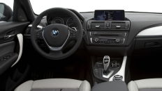 Фото салона BMW 1-Series Base / бензиновый / 1.6 л. / 136 л.с.