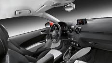 Фото салона Audi A1