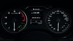 Фото салона Audi A3 Sportback