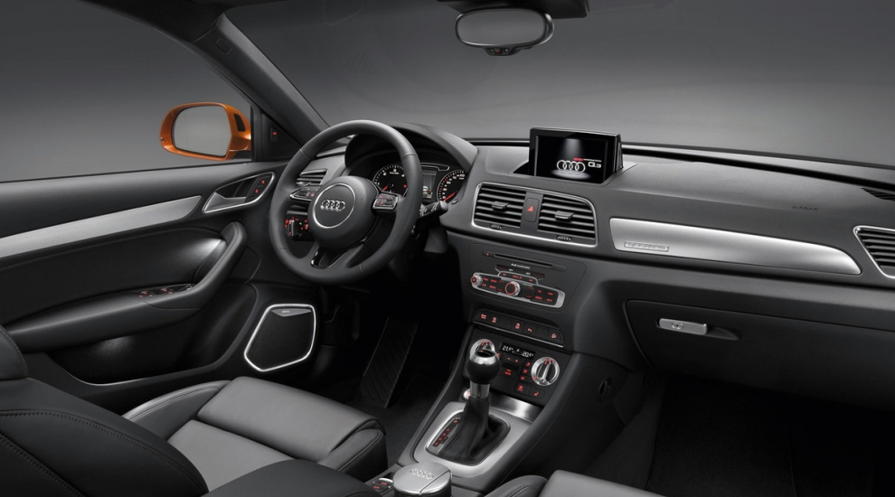 Фото экстерьера Audi Q3