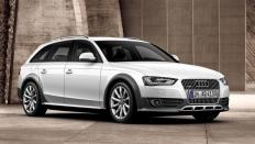 Фото экстерьера Audi A4 кроссовер
