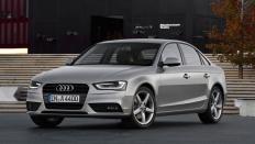 Фото экстерьера Audi A4 седан