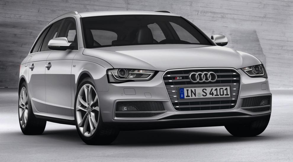 Фото экстерьера Audi S4 универсал