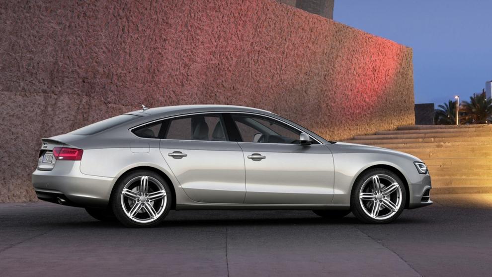 Фото Audi A5