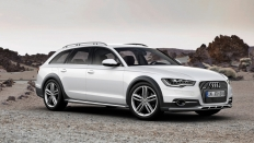 Фото экстерьера Audi A6 кроссовер