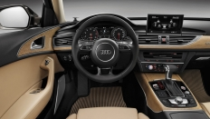 Фото салона Audi A6 кроссовер