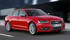 Фото Audi S6 седан