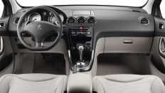 Фото салона Peugeot 308