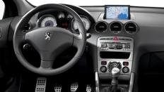 Фото салона Peugeot 408