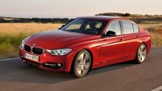 Фото экстерьера BMW 3-series xDrive Luxury Line