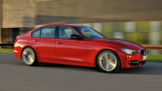 Фото экстерьера BMW 3-series xDrive Sport Line
