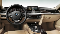 Фото салона BMW 3-series Luxury Line