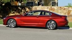 Фото экстерьера BMW 6-series / дизельный / 3.0л. / 313л.с.