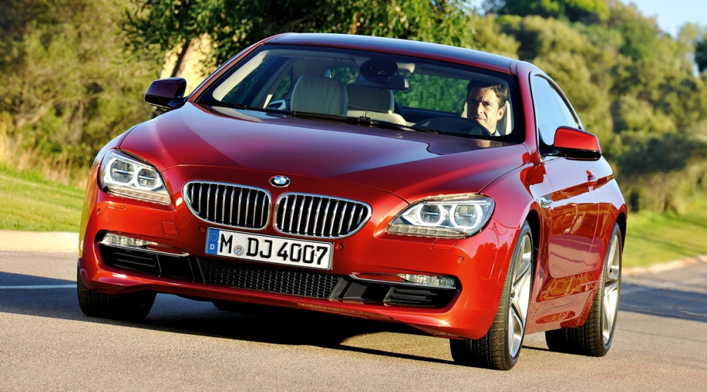 Фото экстерьера BMW 6-series