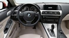 Фото салона BMW 6-series / бензиновый / 4.4л. / 450л.с.